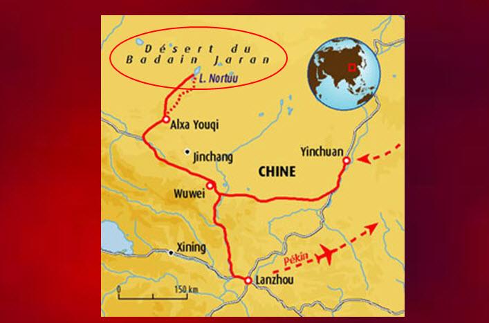 [C'est quoi ] Dunes ? Desert de Gobi - Chine 911