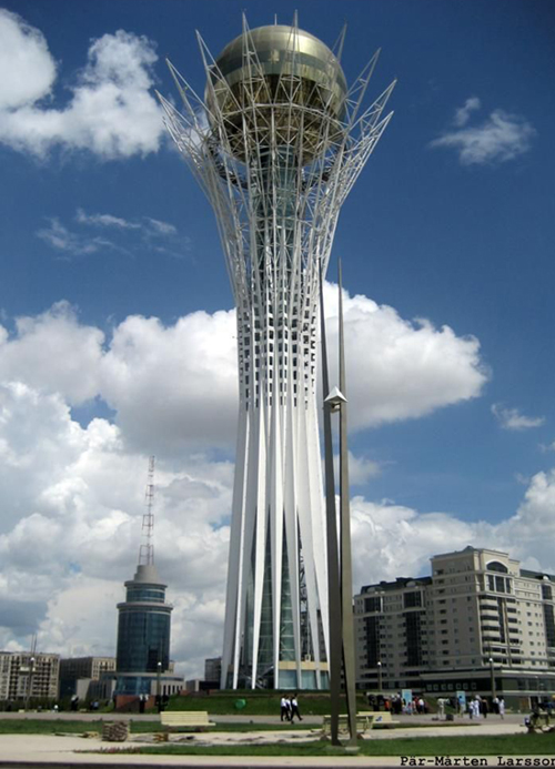 [KAZAKHSTAN] - Astana, la Dubaï d'Asie Centrale 91103310