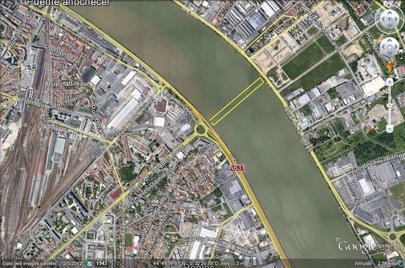 Pont Jacques Chaban-Delmas à Bordeaux - France Ge_pro10