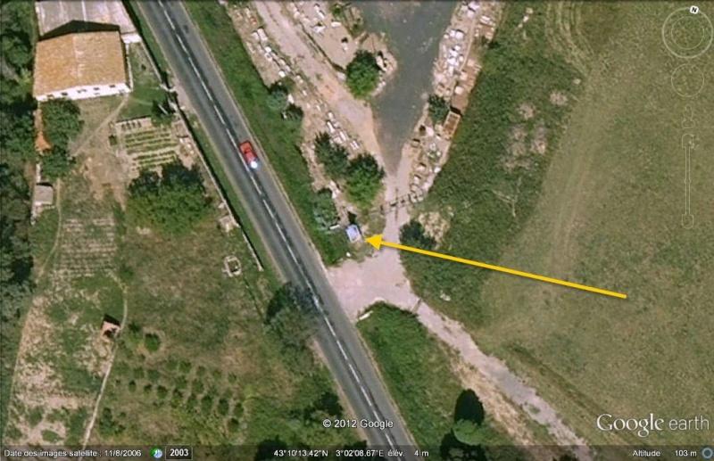 Statue de la Liberté = les répliques découvertes grâce à Google Earth - Page 4 Ge_sta11