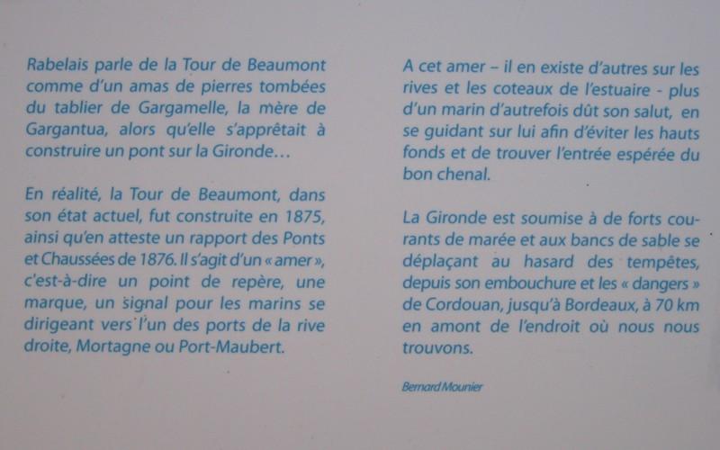 Phare à fumée -Saint Romain sur Gironde -Charente Maritime -France - Page 2 Img_2910