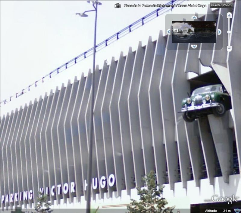 Jaguar accidentée à Bordeaux, Gironde - France Jaguar10