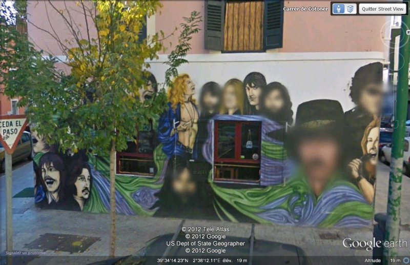 STREET VIEW : les fresques murales - MONDE (hors France) - Page 12 Sv_fre13