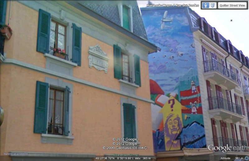 STREET VIEW : les fresques murales - MONDE (hors France) - Page 12 Sv_fre14