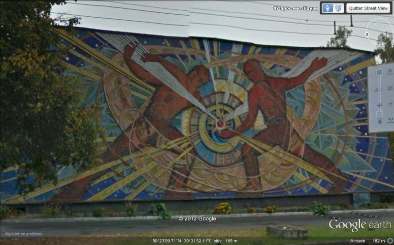 STREET VIEW : les fresques murales - MONDE (hors France) - Page 12 Sv_fre15
