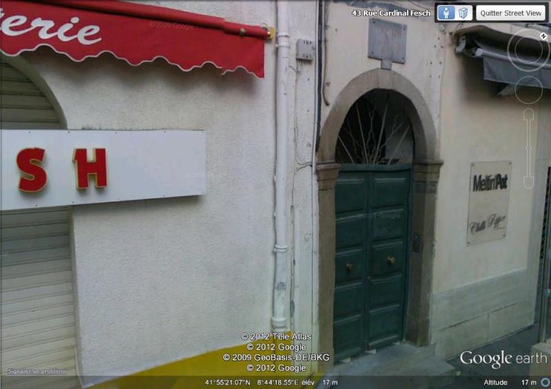 """Maisons natales des """"grandes figures"""" repérées dans Google Earth - Page 6 Tr10"""