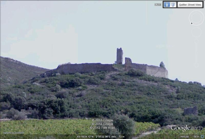 Les monjoies (= regards) de Montredon des Corbières - Aude -  France Xfg10