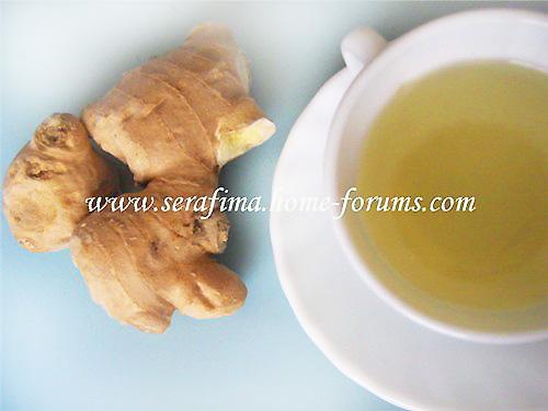 Имбирный чай C5956d10