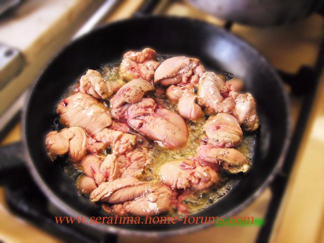 Жареная куриная печень. Экспресс-рецепт Imag1013
