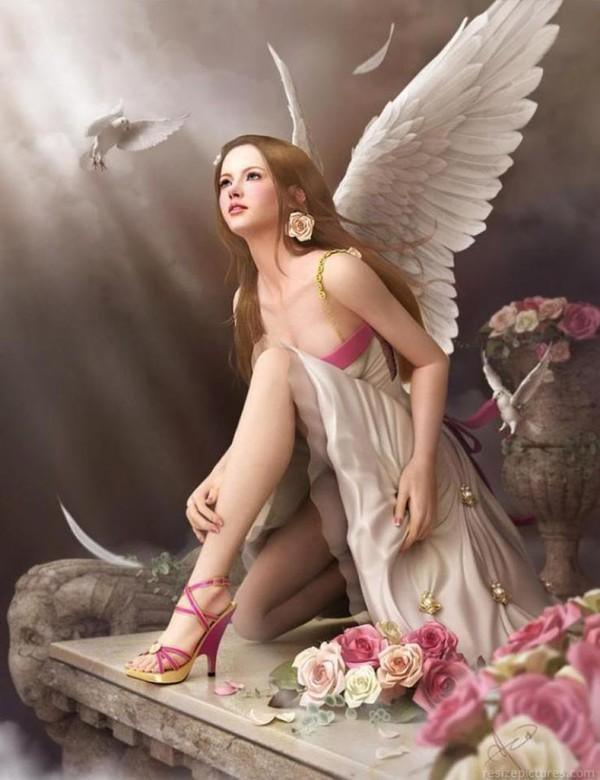 juste quelques images d'anges et Feerique 4c601311