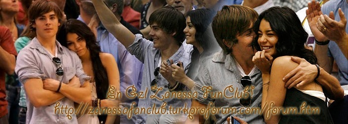 Zanessa Fan Club