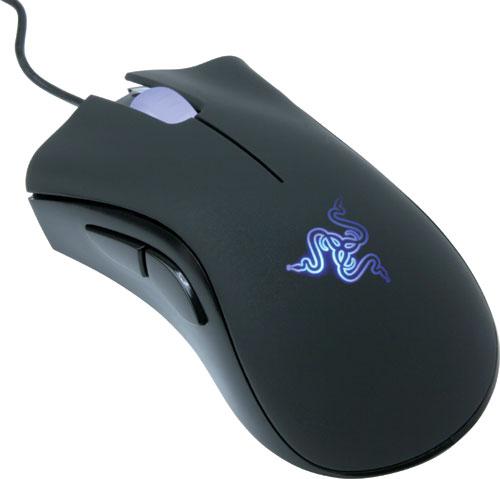Mouse of choice Razer-10