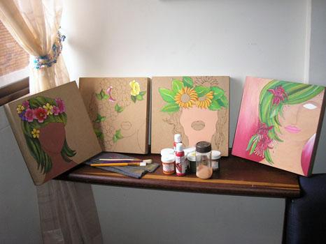 Pinturas a medio camino Pintur10