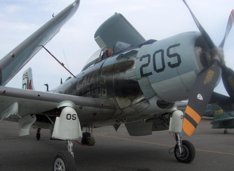 Douglas A-1 Skyraider Hpim1211