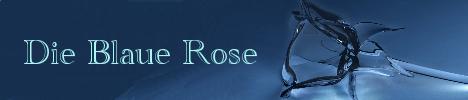 Blaue Rose Banner17