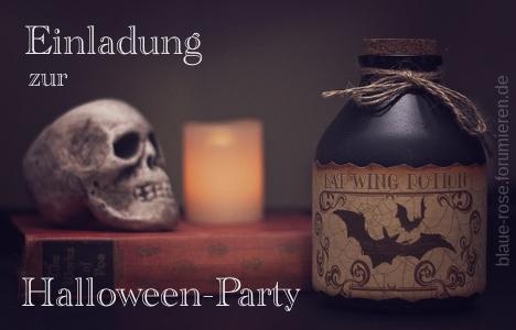 Halloween kommt... und ihr könnt dabei sein  Hallow11
