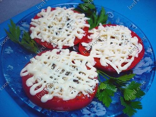 Блюда с овощами, фаршированные овощи  и др. - Страница 6 1pomid10