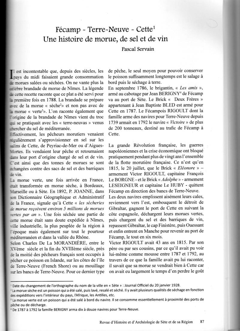 Morue, sel et vin : l'occasion d'armements sétois à Fécamp au XIXe siècle Img12210
