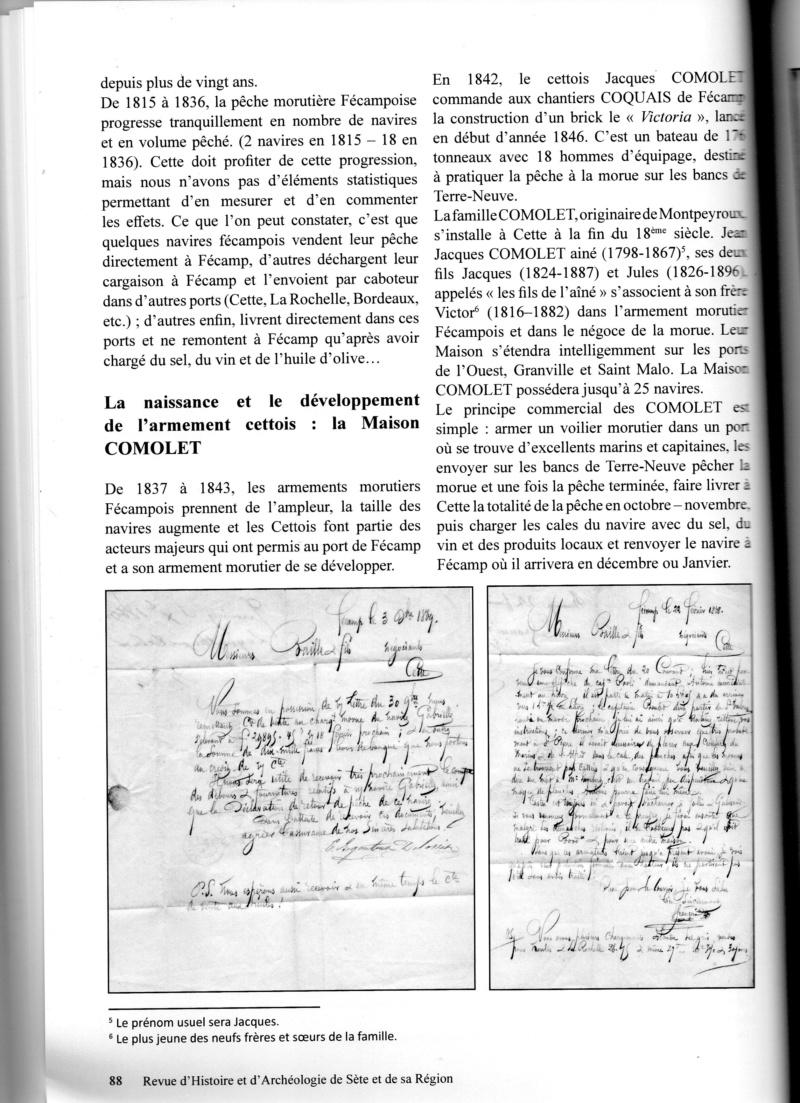 Morue, sel et vin : l'occasion d'armements sétois à Fécamp au XIXe siècle Img12310