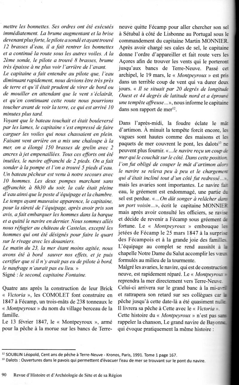 Morue, sel et vin : l'occasion d'armements sétois à Fécamp au XIXe siècle Img12510