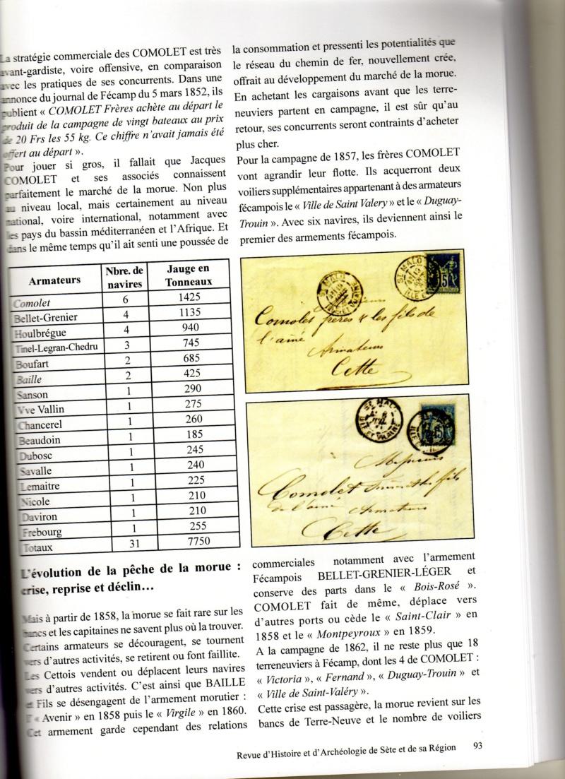 Morue, sel et vin : l'occasion d'armements sétois à Fécamp au XIXe siècle Img12810