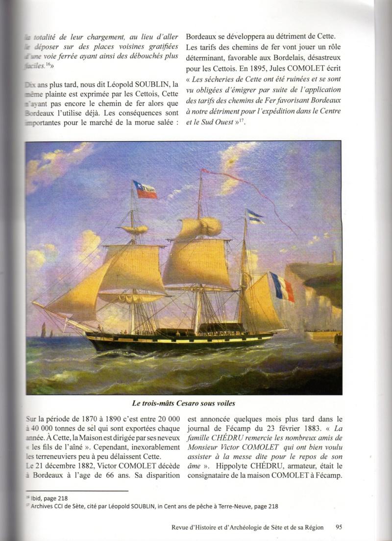 Morue, sel et vin : l'occasion d'armements sétois à Fécamp au XIXe siècle Img13010