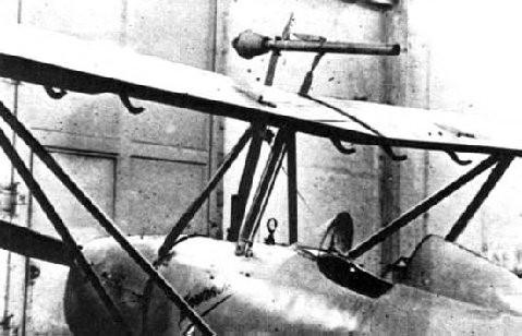 Bücker 181 mit Panzerfaust ... G5110