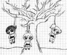Quelques caricatures ( Ecole Algerienne et la situation de nos jeunes) Suicid11