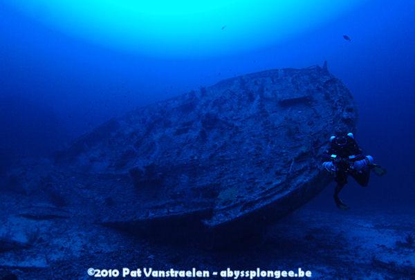 CR semaine plongée tek en CCR mer rouge avec ABYSS Dsc_0011
