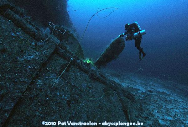 CR semaine plongée tek en CCR mer rouge avec ABYSS Dsc_0012
