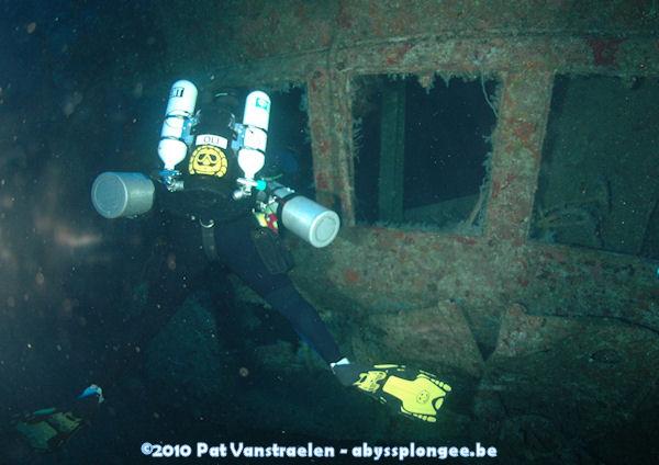 CR semaine plongée tek en CCR mer rouge avec ABYSS Dsc_0016