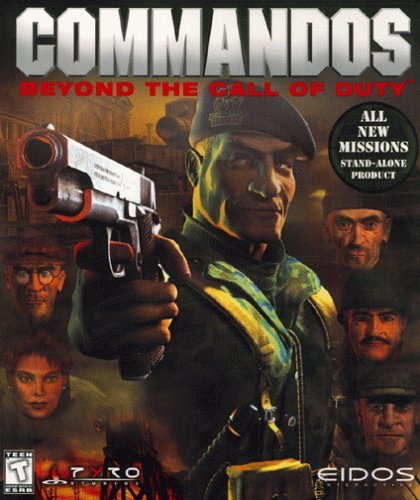 Commandos: Beyond Call of Duty 0011