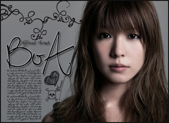Kwon BoA (beat of angel) Boasoo10