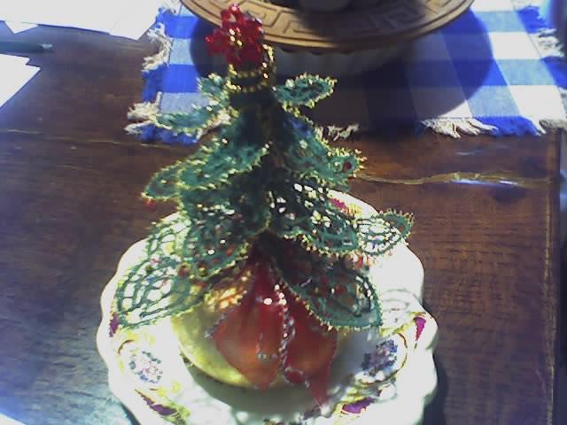 pizzo e altro albero di natale Albero10