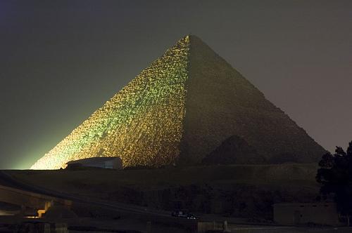 7 mrekullitë e botës antike Egypt-10