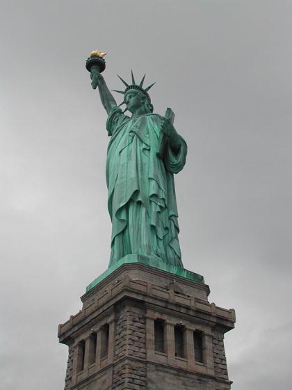 Statuja e Lirisë dhe Frimasoneria Libert10