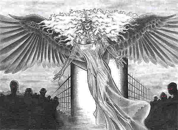 Statuja e Lirisë dhe Frimasoneria Lucife11