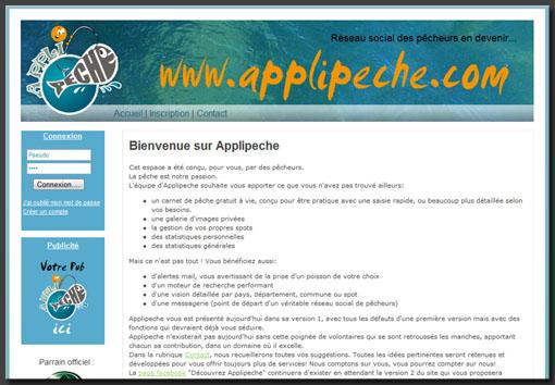Appli Peche : le réseau social des pecheurs ! 111