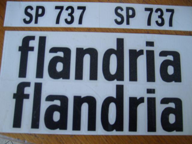 autocollant adhesif malaguti flandria Adflan10