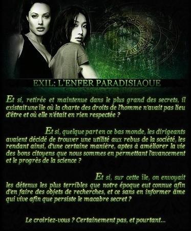 Exil, L'Enfer Paradisiaque Tempo10