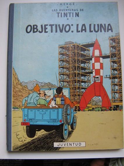 tintin en espagnol Tintin10