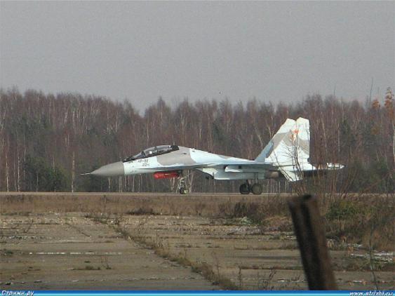 مقاتلة السيادة الجوية Soukhoï Su-30 MK 1563is10