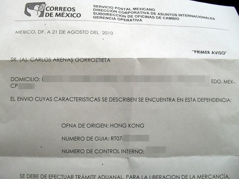 Puedo importar miras telescopicas a México? Sdc11111