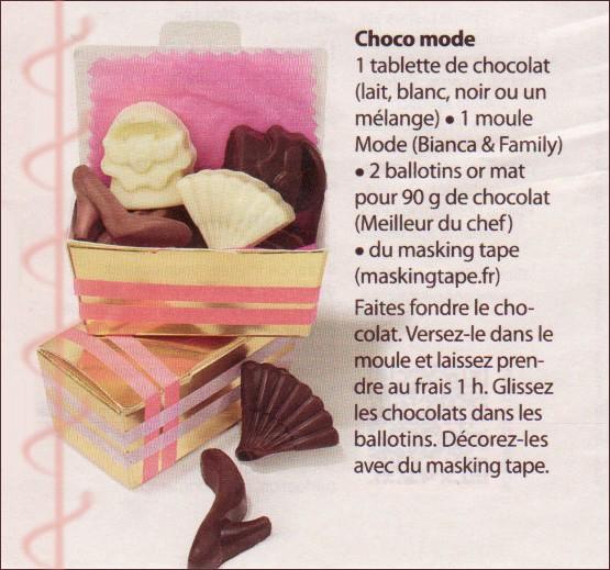 Ballotins de chocolat Ballot10