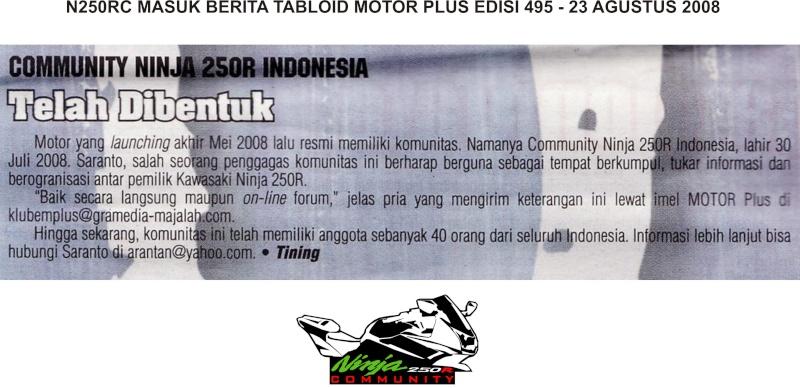 DOKUMENTASI PERJALANAN KOMUNITAS N250RC Motorp11