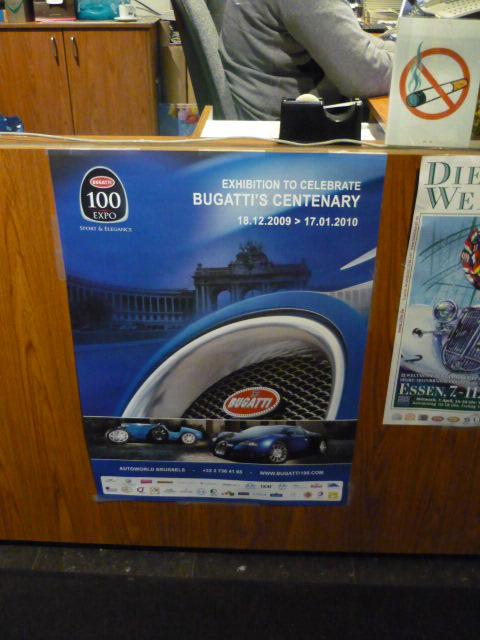 2010 - [Exposition] Les 100 ans de Bugatti 211