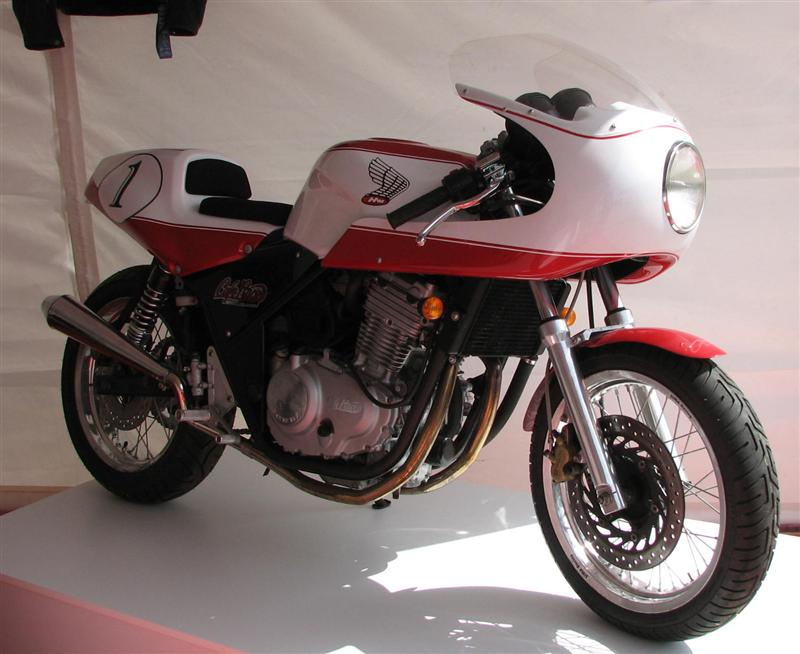 CB 500 racer - Page 2 357810