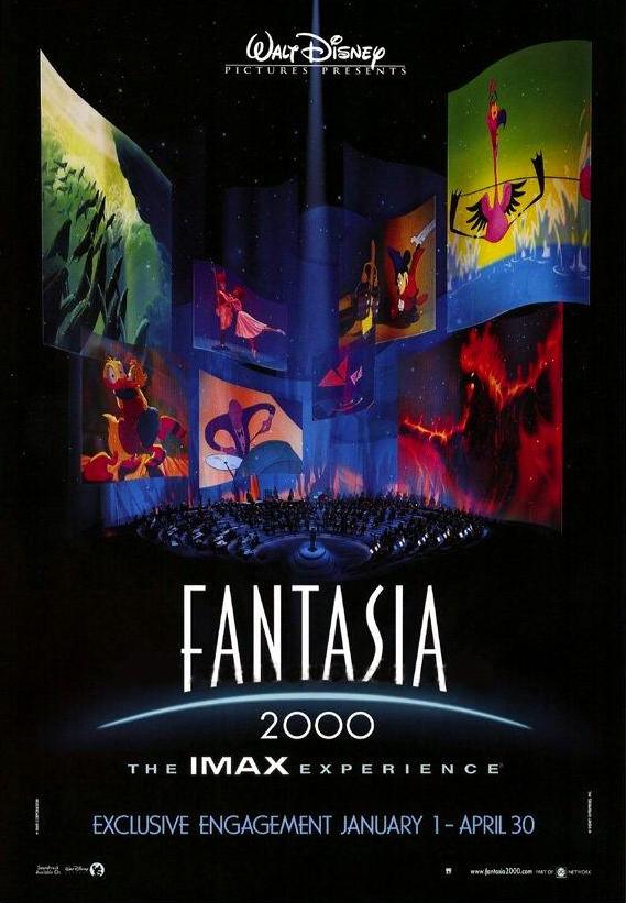 Fantasia 2000 [Walt Disney - 2000] Poster10