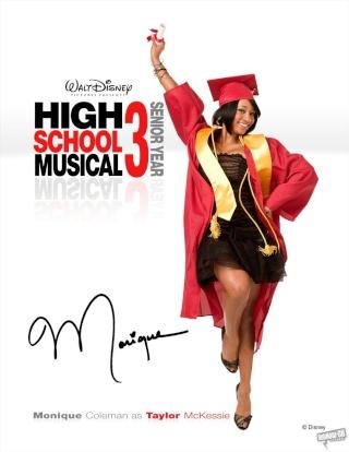 High School Musical 3 : Nos Années Lycée [Disney - 2008] - Page 10 Poster13