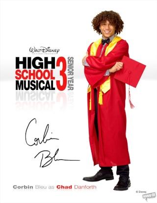 High School Musical 3 : Nos Années Lycée [Disney - 2008] - Page 10 Poster14